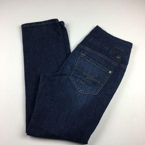 Jag Jeans Slim Leg Pull On Jeans